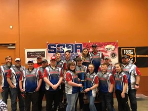 Impact Archery 2019 S3DA Indoor National Champions