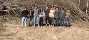 JROTC Range Group Picture