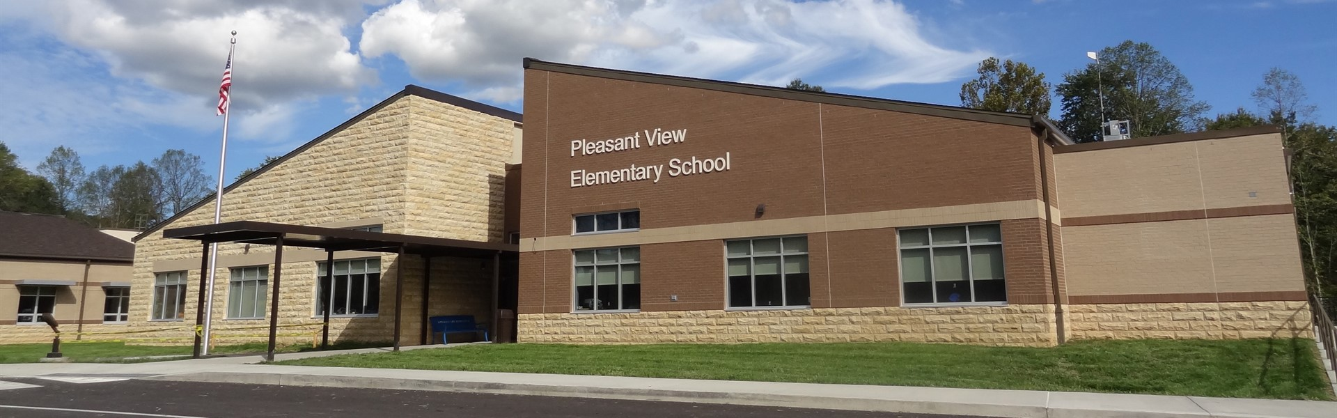 Welcome to Pleasant View Elementary