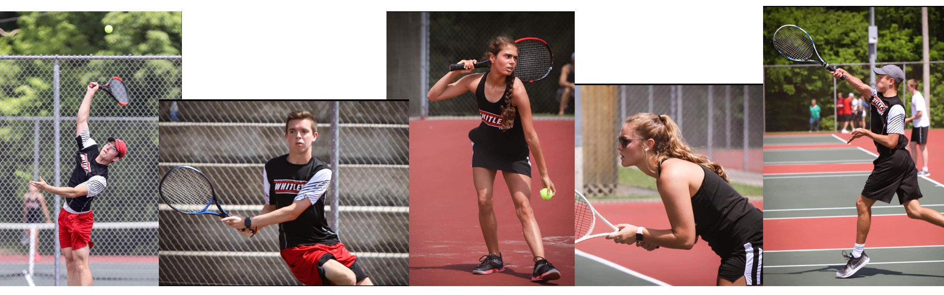 WCHS Tennis perform well at Region Tournament