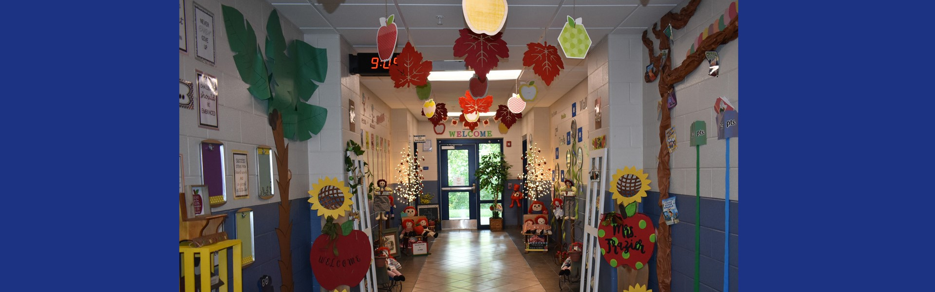 PV Fall Decorations