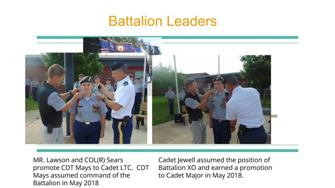Change of Command