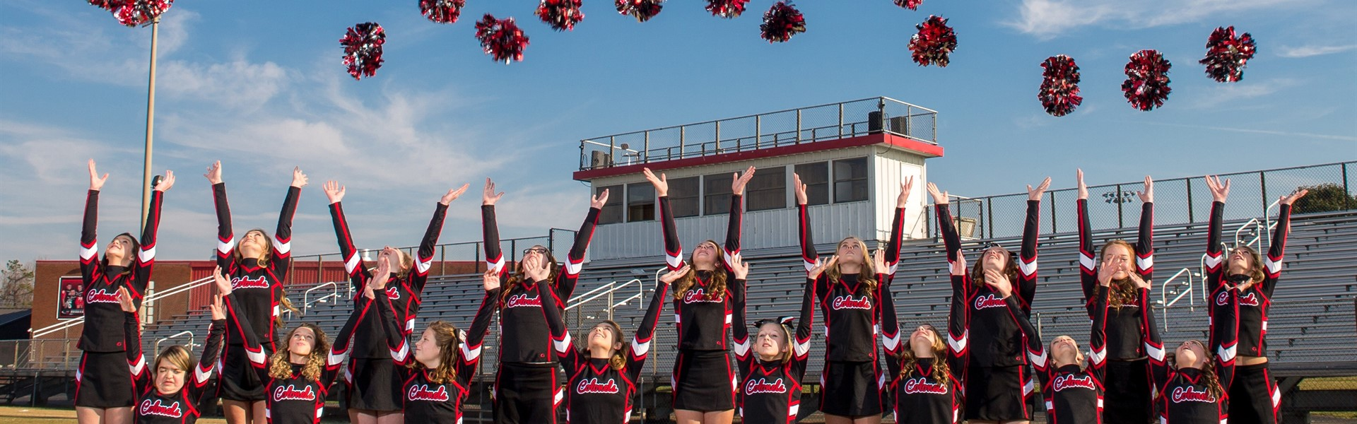 Cheerleaders Go to State