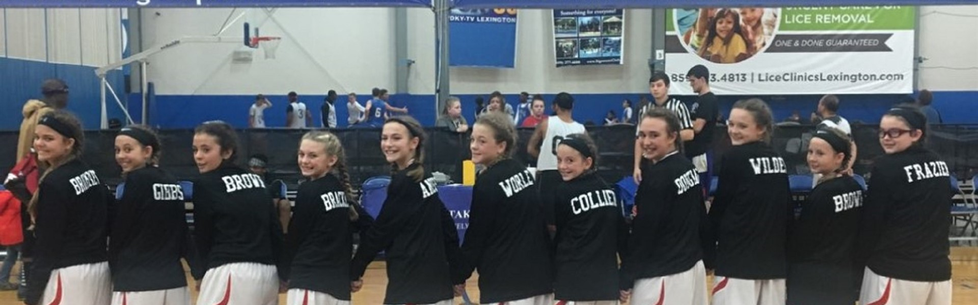 Lady Colonels 2024